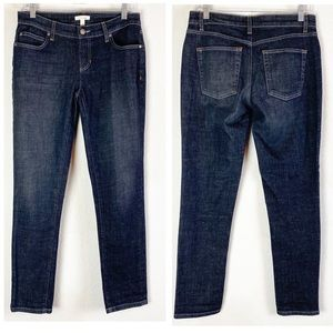 Eileen Fisher Organic Cotton Skinny Jeans Size 2